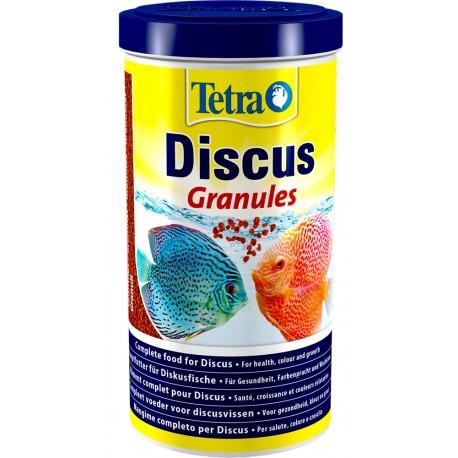Tetra Discus Granules 100 ml 30g Mangime in granuli Pesci acquario