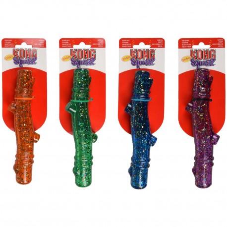 Kong Squeezz Stick Medium Confetti Colore Assortito Gioco per Cane