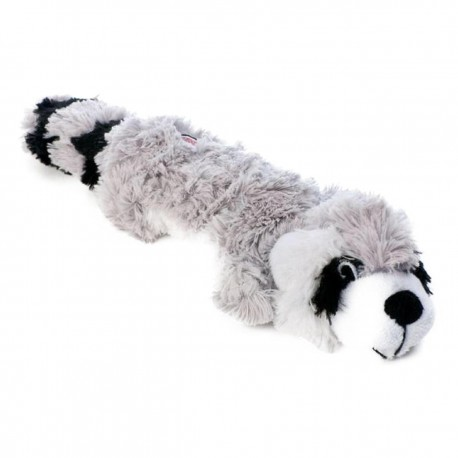 Kong Scrunch Knots Raccoon Small/Medium Peluche Procione per Cane
