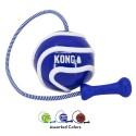 Kong Wavz Bunjiball Medium PSV21 Gioco Palla Assortita per Cane