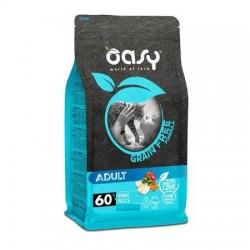 Oasy Grain Free Adult 300 gr gusto Pesce per Gatti