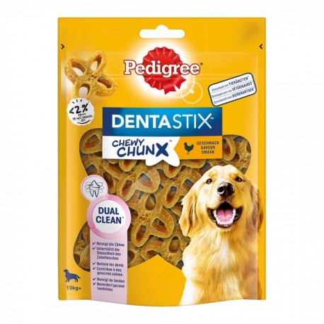 Pedigree Dentastix Chewy Chunx Large al Pollo 68 gr per Cane