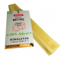Zolux Snack Cheese Bone Medium Barretta per Cane fino a 10 kg