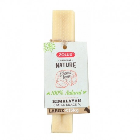 Zolux Snack Cheese Bone Large Barretta per Cane fino a 15 kg