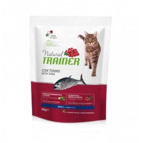 Trainer Natural Adult Cat con Tonno gr 300 croccantini gatto
