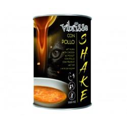 Vibrisse Shake Pollo Bevanda Dissetante per Gatto 135 gr