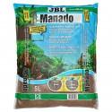 Jbl Manado 5 Litri Substrato Naturale per Fondo Acquario