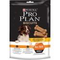 Pro Plan Biscuits Adult con Pollo e Riso 400 gr Biscotti per Cane