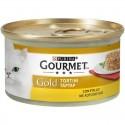 Gourmet Gold Tortini con Pollo Cibo per Gatti