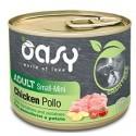 Oasy Grain Free Adult Small Mini Pollo 200 gr per Cane