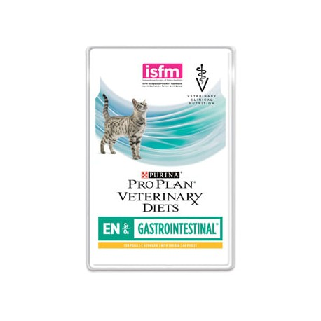 Proplan Veterinary Diets Gastrointestinal con Pollo Bustina 85 gr Umida per Gatto