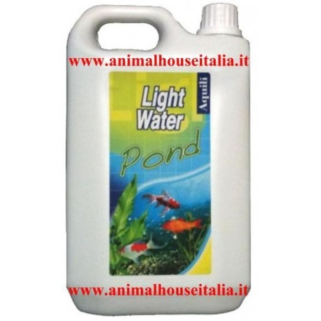 Aquili Pond Light Water 2000 ml per 40.000 litri acqua cristallina laghetto