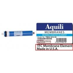 Aquili Ricambio Membrana 50 gld per impianto osmosi acquario