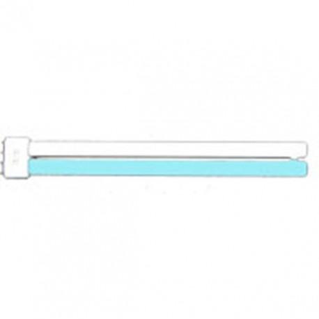 Sera Lampada PL 24w Cube 130 luce bianca e blu per acquario