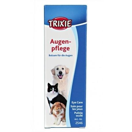 Trixie lozione detergente 50ml per pulizia occhi cane e gatto cod. 2546