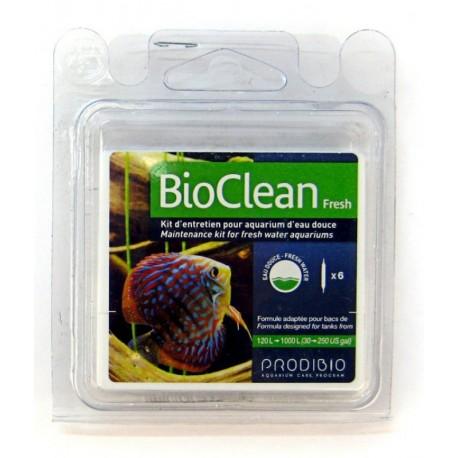 Prodibio Bioclean Fresh 6 fiale biocondizionatore acquario dolce