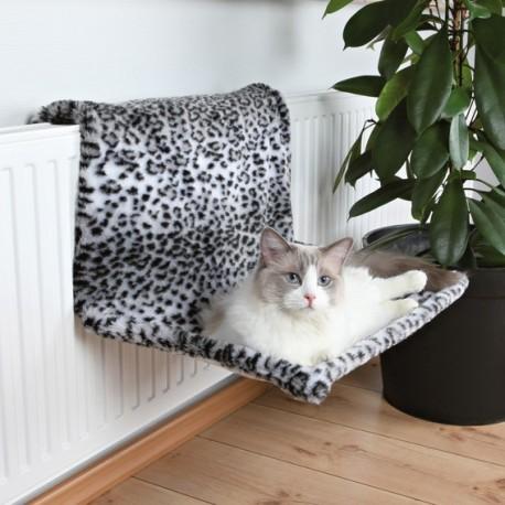 Trixie Amaca culla XL gatto per Radiatore Leopardo delle nevi cod. 43148