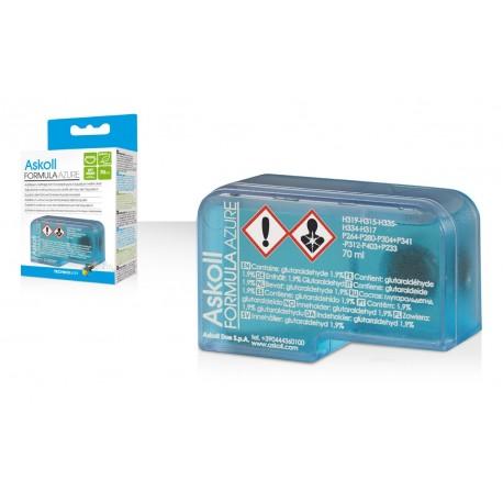 Askoll Formula Azure 70 ml cartuccia ricambio per Askoll Roboformula