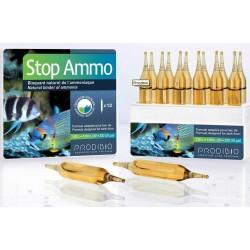 Prodibio Stop Ammo 12 fiale per acquario dolce e marino stop ammoniaca