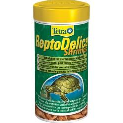 TETRA Reptodelica Shrimps 250ml 20g mangime tartarughe