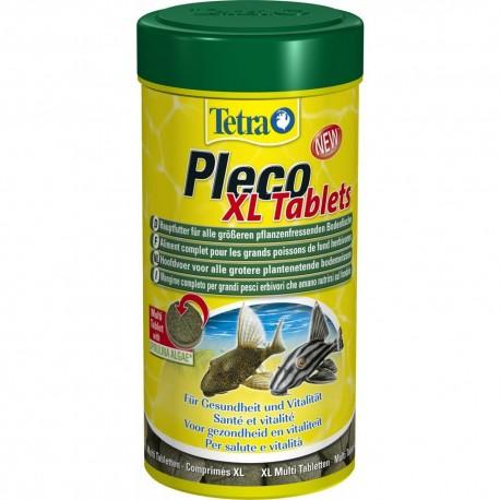 Tetra Pleco Tablets XL 250ml 135g 133 pastiglie per pesci pulitori grandi acquario