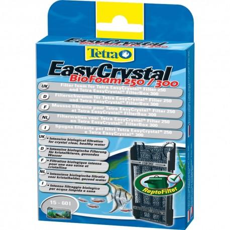 Tetra EasyCrystal BioFoam 250/300 ricambio cartuccia spugna filtro