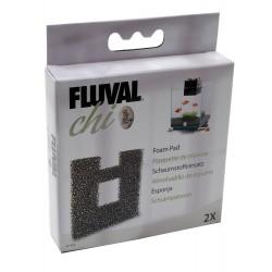 Askoll Ricambio spugna carbone foam pad per acquario Fluval chi