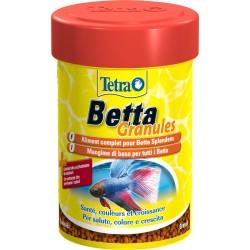 Tetra Betta Granules 85 ml 35gr mangime per pesci acquario