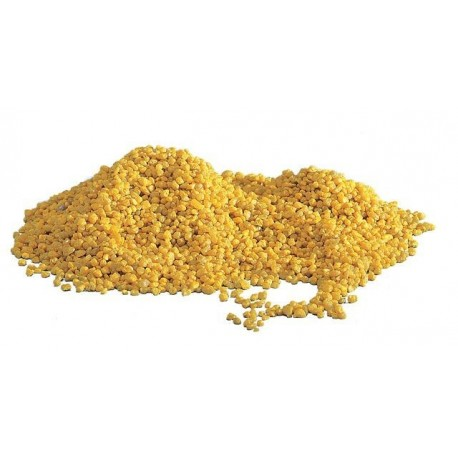 Sabbia Quarzo giallo 5kg fondo acquario