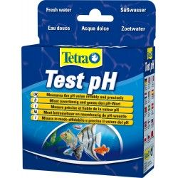 Tetra Test Ph per Acquario Acqua Dolce max 50 test