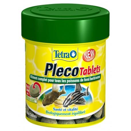 Tetra Pleco Tablets 120 Compresse 66 ml 36g Mangime pesci ex Tetra plecomin