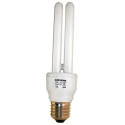 Lampada Tropical River 13 watt Compact E27