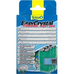 Tetra EasyCrystal Filter Pack C 250/300 cartucce con carbone attivo