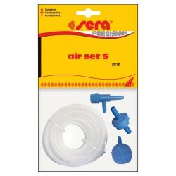 Sera Air Set S Kit Aeratore per Acquario con Tubo e Pietra Porosa