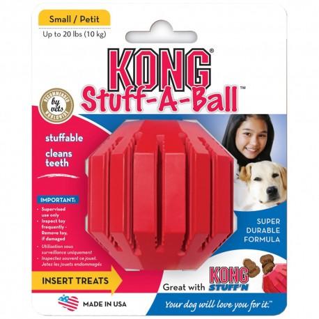 Kong Stuff a Ball Small KS3 gioco palla porta snack per cane taglia piccola