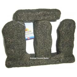 Decoro colonne Stone Henge per acquario ACN415