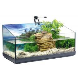 Tetra ReptoAquaSet tartarughiera completa 40 Litri con luce e filtro