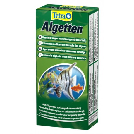 Tetra Algetten 12tb Antialghe a lento rilascio per Acquario