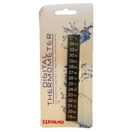 Termometro Digitale Esterno per Acquario