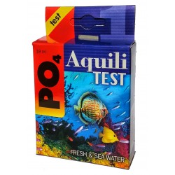 Aquili Test Fosfati PO4 90 misurazioni per acquario