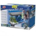 Tetra AquaArt 60L LED colore antracite acquario completo di accessori