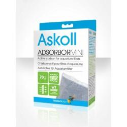 Askoll Adsorbor Mini 45gr Carbone Attivo per Acquario