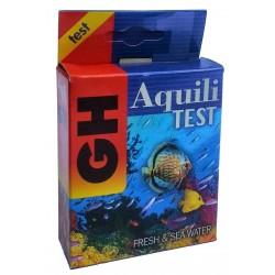 Aquili Test GH Durezza totale per acquario
