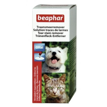 Beaphar Oftal 50ml lozione detergente per cane gatto