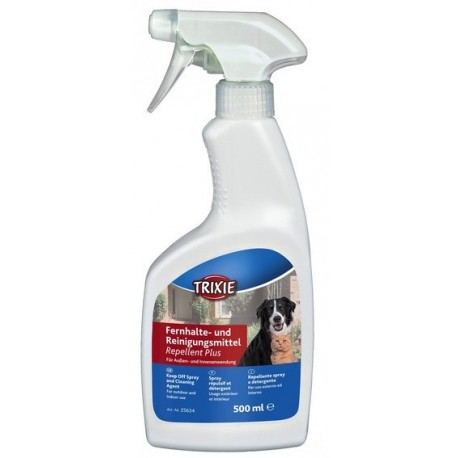 Trixie Repellente Plus Spray 500 ml per cane e gatto uso interno ed esterno cod. 25634