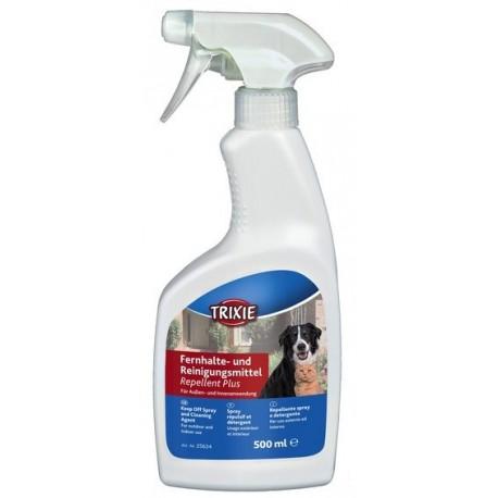 Trixie Repellente Plus Spray 500 ml per cane e gatto uso interno ed esterno cod. 25634