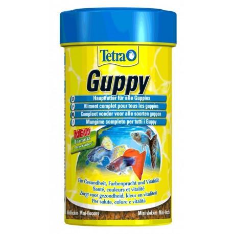 Tetra Guppy 250 ml 75g Mangime Completo per Guppy