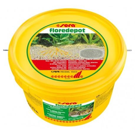 Sera Floredepot 4,7 Kg Substrato per Acquario