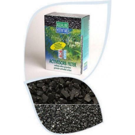 Aqualine Active Sorb Filter 250g carbone attivo acquario