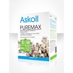 Askoll Pure Max 325g ex Biomax cannolicchi iperporosi per filtro acquario